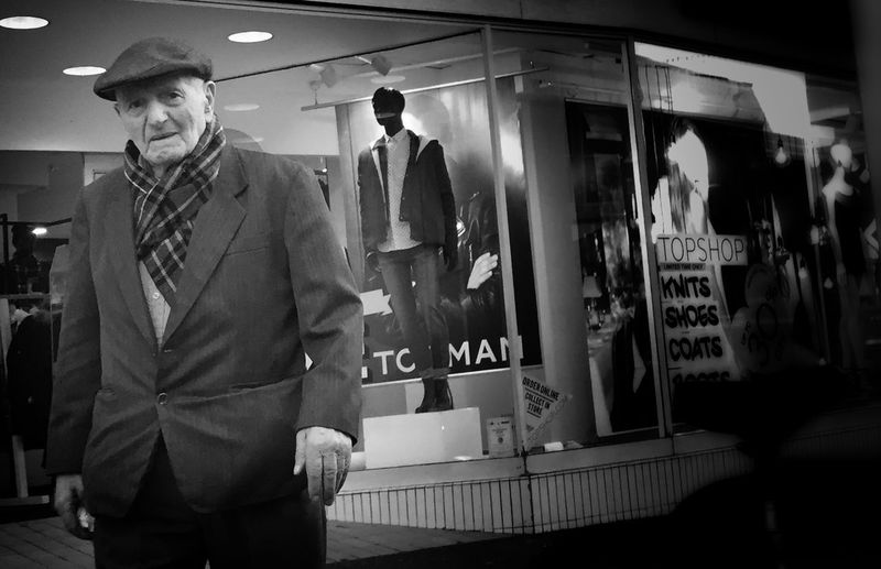 Topman Blackandwhite shootermag The Street Photographer - 2015 EyeEm Awards