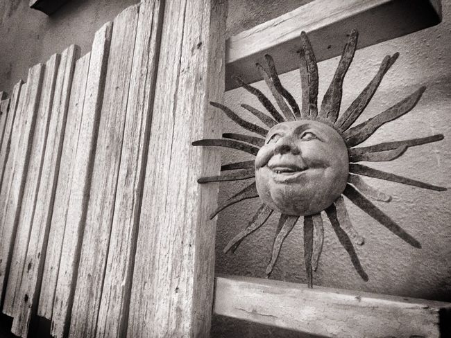 Sun decoration Wood - Material No People Day Outdoors Architecture Close-up Beach Johnwickphotography John Wick Photography John Wick