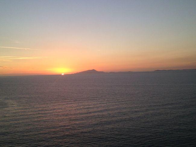 Always Be Cozy Golfo Di Napoli Scenics Sunset No People Natural Phenomenon Sea