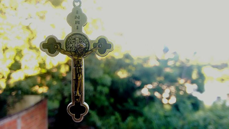 Cruz Saobento Crux Crucifixo Jesus Jesus Christ Amormaior Deus Desfocus Focus On Foreground First Eyeem Photo