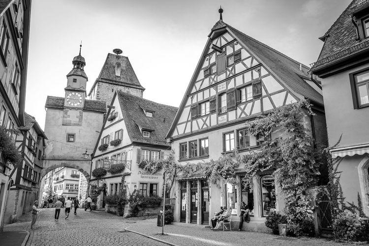 In Rothenburg