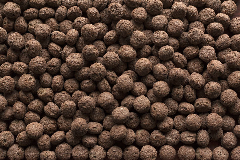 Chocolate Cereal Background. Cereal Choclate Crispy Natural Light Abundance Backgrounds Breakfast Cereal Cereal Plant Children Breakfast Children Food Close-up Food Food And Drink Full Frame Large Group Of Objects No People Puffed Puffed Cereal Studio Photography