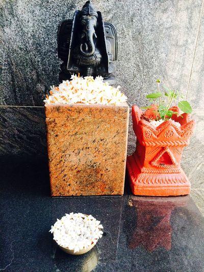 Pillaiyar #casual Click Pavala Malli Thulasi