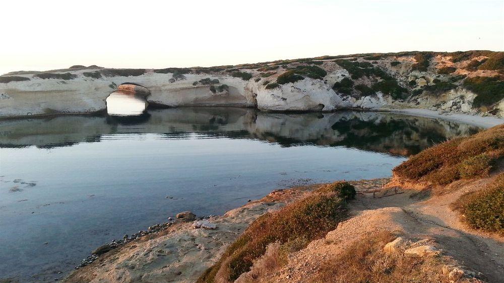 Relaxing Arch Sea Nature Harmony Nature Colors Sardinia Sardegna Italy  Sardinia S'archittu S'archittu Sardegna Sunset Mare