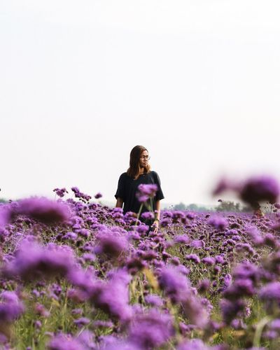 Been There. // Jin Sha Island in Ningxia China Flower Purple Field Young Women One Person Lavender Nature Outdoors Young Adult Plant Lifestyles Day Leisure Activity Standing Women Clear Sky Growth Beauty In Nature Beautiful Woman China Ningxia