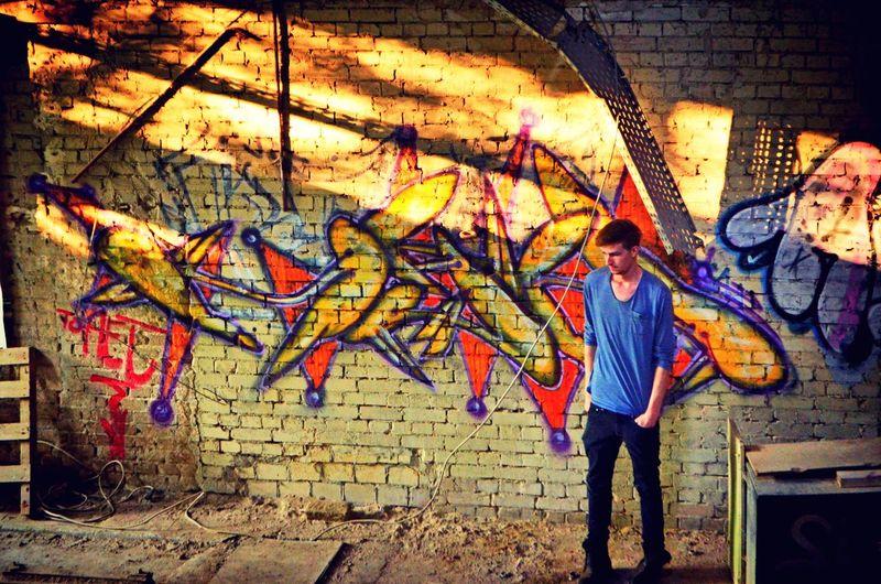 Colors Graffiti