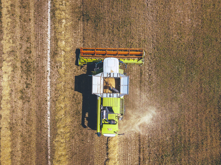 Harvesting DJI Mavic Pro DJI X Eyeem Drone  Lietuva Aerial Agricultural Equipment Agricultural Machinery Agriculture Agriculture Fields Combain Day Drone Photography Europe Farm Field Growth Land Land Vehicle Landscape Machinery Mavic Mavic Pro Mode Of Transportation Nature No People Outdoors Plant Ripe Crops Rural Scene Summer Technology Tractor Transportation