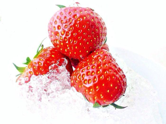 Strawberry sex