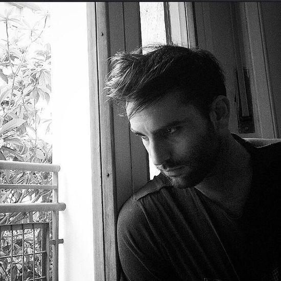 Calma...è sabato...Me Saturday Window Milano Pioggia Instamoment Instaweather Igersitalia Blackandwithe Bho Bu