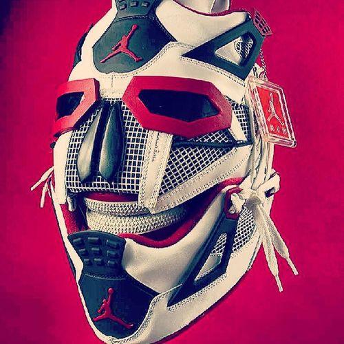 JordonIVfirered mask I love this one