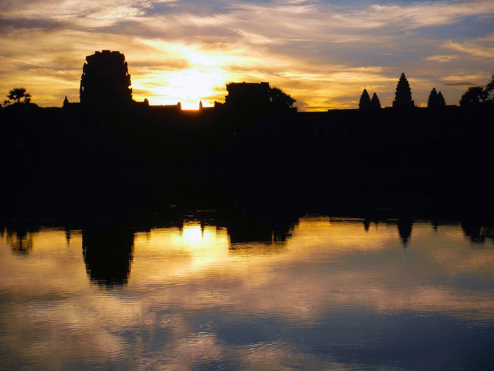 Sunrise over Angkor Wat, Cambodia Explore Cambodia Travel Asia Travel Cambodia Travel Destinations Sunrise Over Angkor Wat Angkor Wat Silhouette Silhouette Sunrise Silhouette Reflection Sky And Water Angkor Wat Sunrise Siem Reap Cambodia Angkor Temple Angkor Wat, Cambodia Angkorwat Angkor Wat Sunrise Angkor Wat Sunset Sunset Angkor Quiet Moment Early Morning Peaceful Moment Stillness