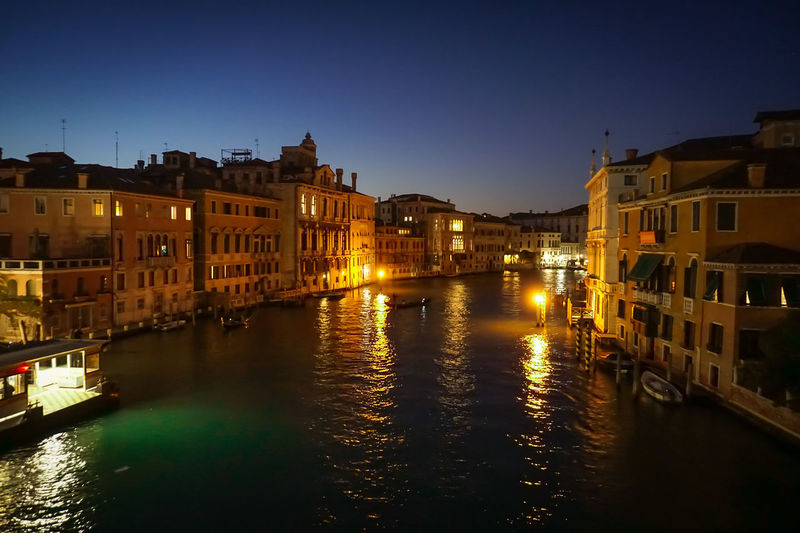 Grand Canal in