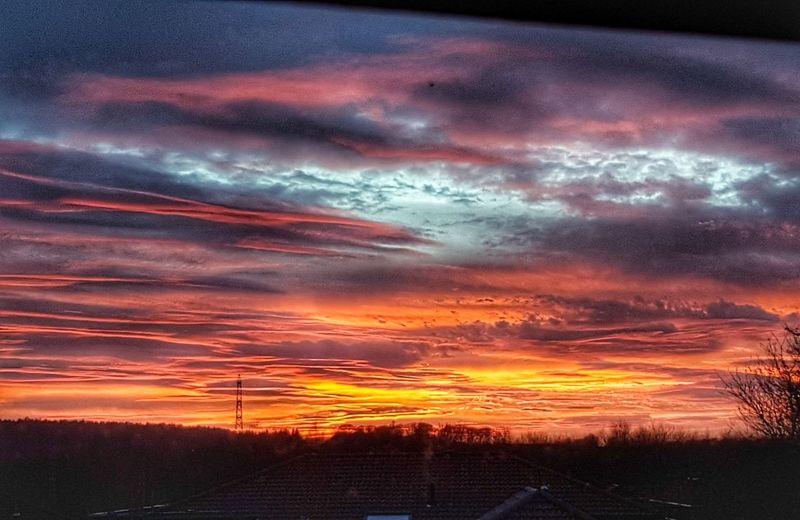 Sunset Dramatic