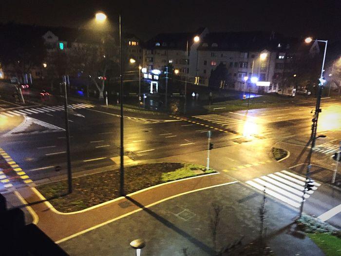 Békéscsaba Streetphotography Street City Night