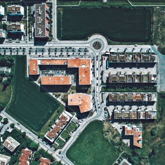 Architecture Building Exterior Built Structure Outdoors Day High Angle View No People City Cityscape Aerial View Travel Destinations