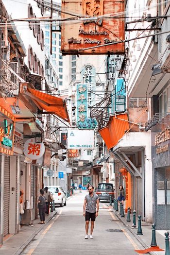 City Walking Full Length City Life Rear View Architecture Men Building Exterior Real People Casual Clothing Communication Women Built Structure Lifestyles Day People Street Adult Text Outdoors #urbanana: The Urban Playground
