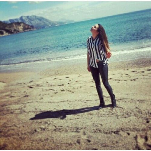 Enjoy, Sea , Sunshine , Beach , Beautiful Nature ♥ Open Edit