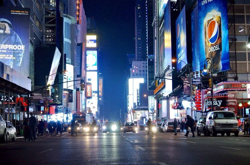 The city of excess. The Best Of New York Portrait Of America RePicture Travel