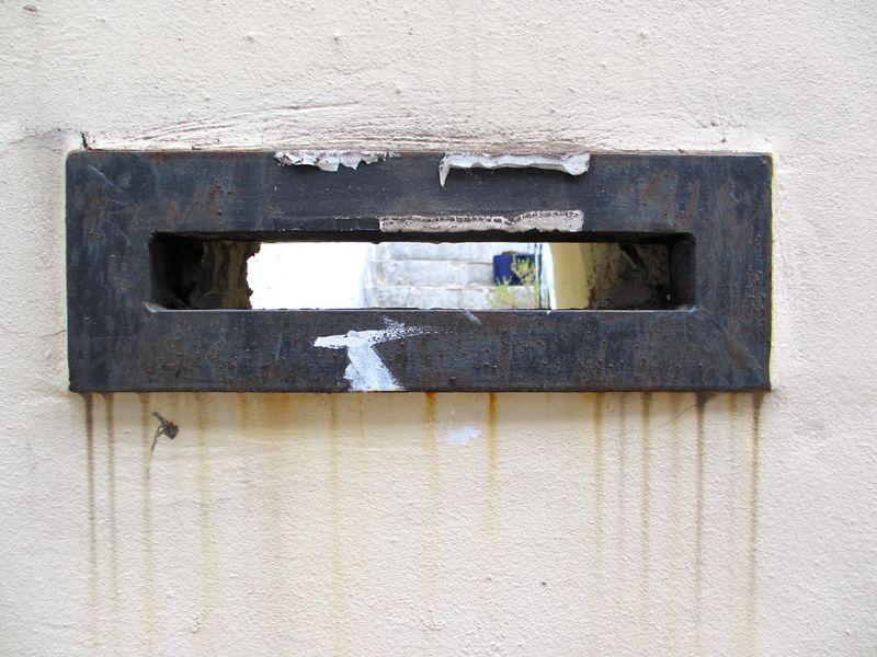Have a Look Art Art Photography Briefkasten Briefschlitz Close-up Day Krk  Letter Slot Mail Slot No People Outdoors Post