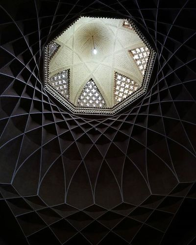 More Islamicart in Iran . Couldn't get enough of shooting the shapes and the angles. Design here is perfect for math nerds