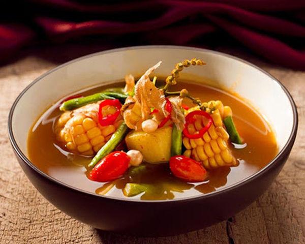 Indonesianfood Sayur Asem Vegetable Only