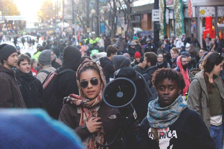 black excellence Blackfriday2.0 Blacklivesmatter Protest Seattle Washington State Blackfriday2015 Police Brutality Activism Blacklivesmatterseattle Nojusticenopeace Fadich Photography