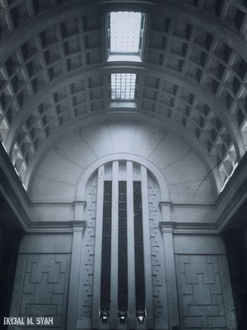 Architecture Mission Mystery Historical Building Symmetrical