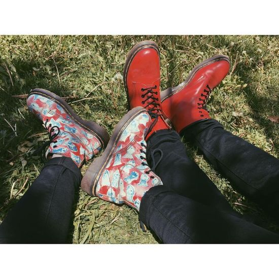 Dr Martens Boots Dr Martens Dr Martens Style Dr Martens/red Wing