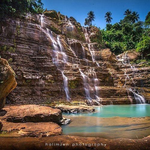 Curug cigangsa - Sukabumi INDONESIA Waterfall Ayodolan