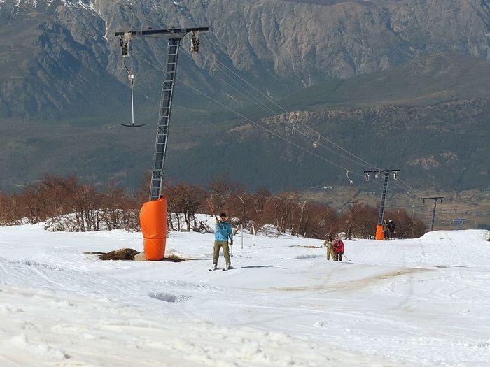 T-bar Ski Lift
