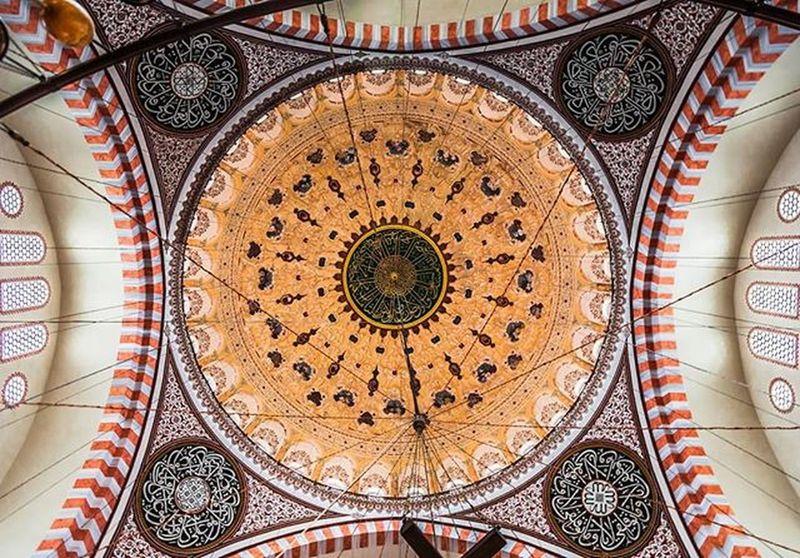 Suleymaniyemosque Istanbul