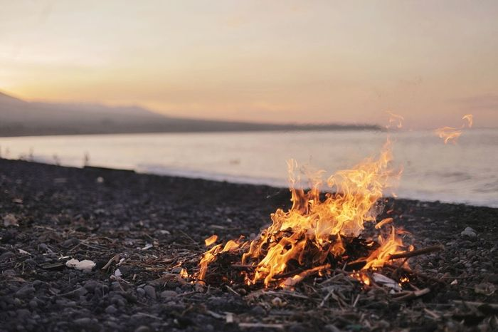Imagine the fire