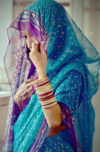 under veil