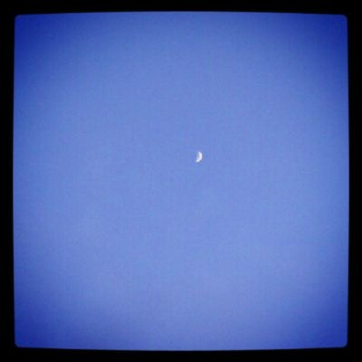 I see the moon and the moon sees me....*this is some poem right*
