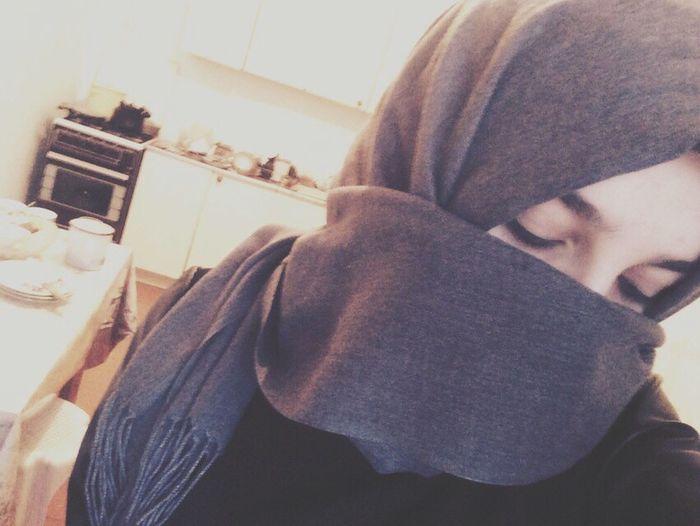 Selfportrait Selfie Me Hijabi Muslimah EyeemSelfie