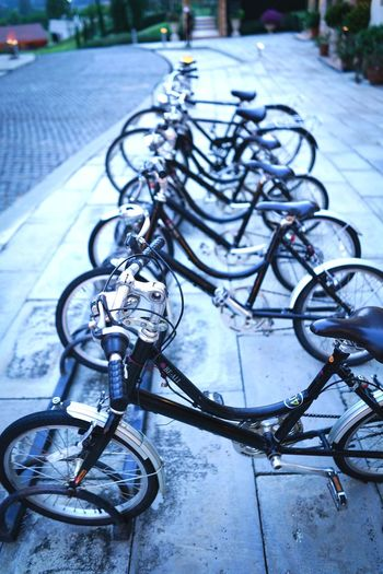 Street Bycicle