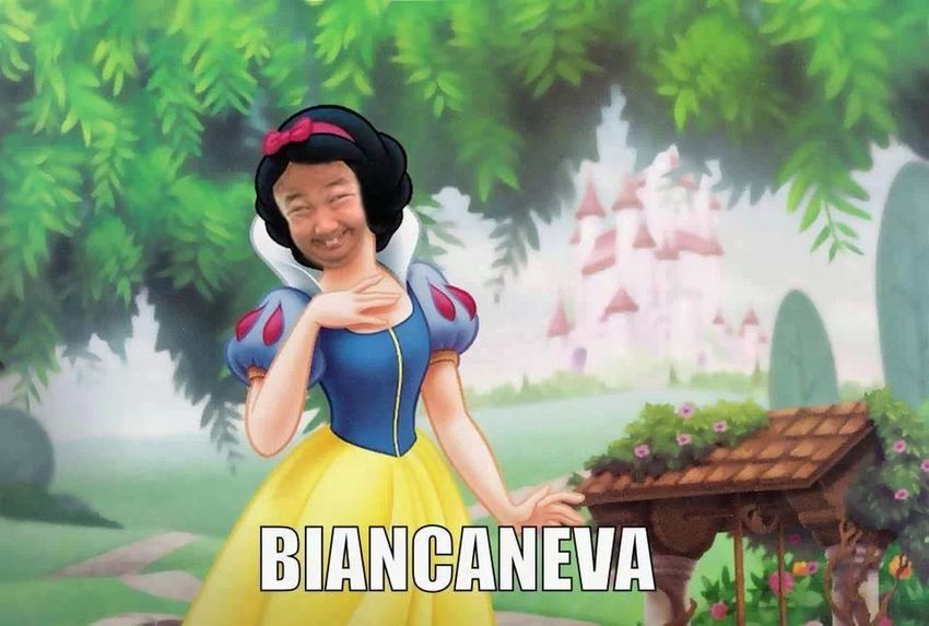 LOOOL Biancaneve