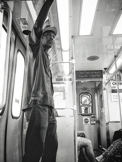 CTA Street Photography