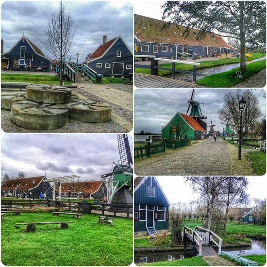 😍🌳🍂 Holland Village Zaanse_schans Heaven