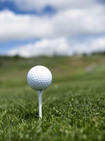 Golf Ball on