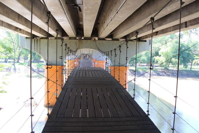Architecture Architecture_collection Culiacan Sinaloa Structure Under A Bridge
