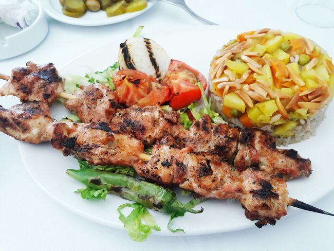 Food Porn Gaza-Palestine Tashk Snitcshl