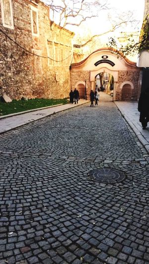 Architecture Built Structure History City Building Exterior Full Length People Turkey Outdoors Day Istanbul Topkapi Palace Gulhaneparki