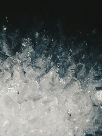 Indoors  No People Backgrounds Full Frame Close-up Ice Crystals Water Editorial Photography Getty X EyeEm EyeEm Best Shots Mypixeldiary EyeEmNewHere @marketbestsellers EyeEm Selects Getty Images Premium Collection Detailphotography