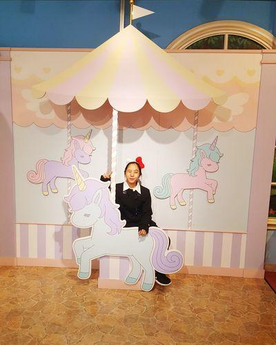 Japan April2018 Sanrio Puroland Unicorn Holiday EyeEm Hello Kitty Bandana