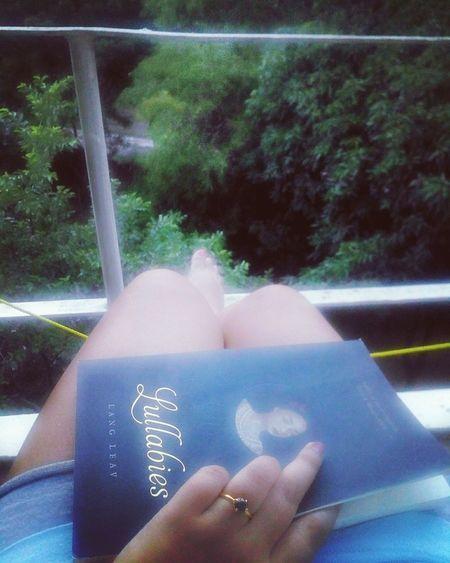 Evening reads Lang Leav Lullabies 😚💞💞💞