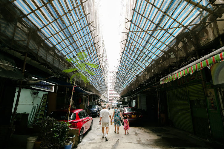 Adult Architecture Built Structure Ceiling Day Full Length Group Group Of People Indoors  Leisure Activity Lifestyles Men People Real People Rear View Shopping Sunlight Walking Women The Street Photographer - 2018 EyeEm Awards