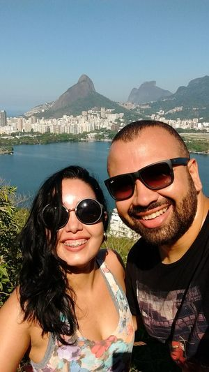 Sunglasses Portrait Looking At Camera Togetherness Happiness Smiling Outdoors Day Beauty In Nature Sunny Day Errejota Rio De Janeiro, Brazil Riodejaneiro Fun Track Life Relaxing Moments Mylove ❤️ Sun Love Lifestyles Track And Field Trilha Nature Happiness Errejota  Inspirations Sunny Day City Water
