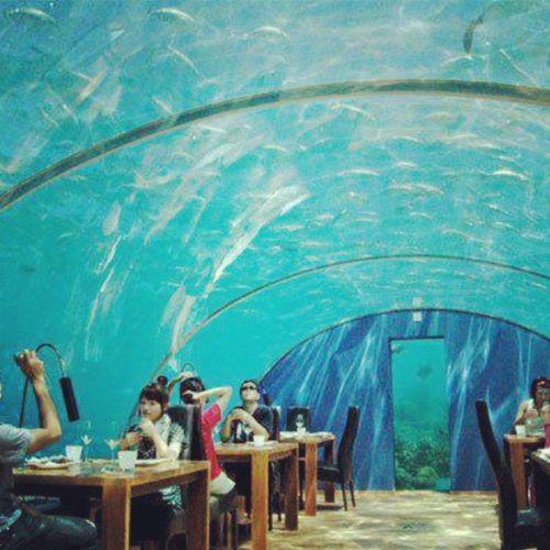 BoraBora Underwaterhotel