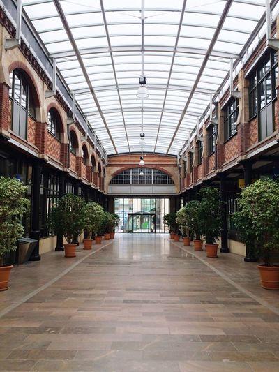 Bijou Architectural XIXE siècle! Architecture Industrielle Brique & Fonte